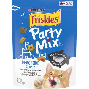 Friskies Party Mix Beachside Crunch