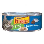 Friskies Supreme Supper Classic Plate