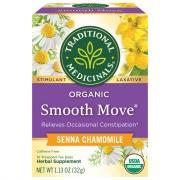 Traditional Medicinals Organic Smooth Chamomile Tea
