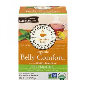Traditional Medicinals Belly Comfort Tea Bags