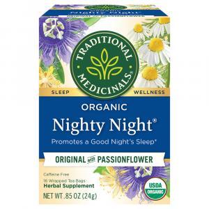 Traditional Medicinals Organic Nighty Night Tea Bags