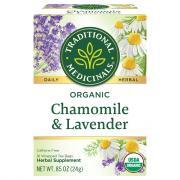 Traditional Medicinals Organic Chamomile w/Lavender Tea