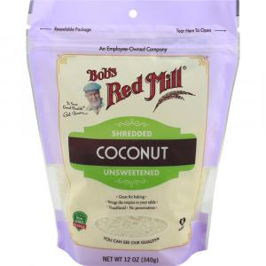 Bob's Red Mill Coconut Shredded Unsweetened