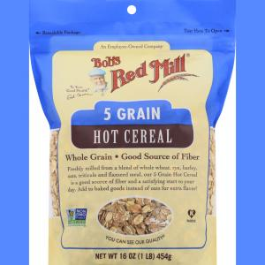 Bob's Red Mill 5 Grain Hot Cereal