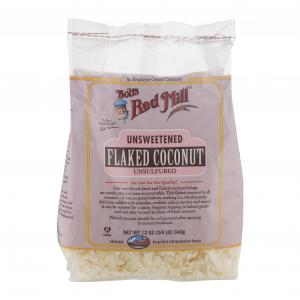 Bob's Red Mill Unsweetened Flaked Coconut