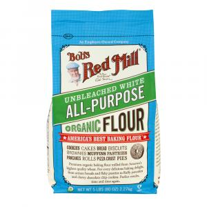 Bob's Red Mill Unbleached White All- Purpose Organic Flour