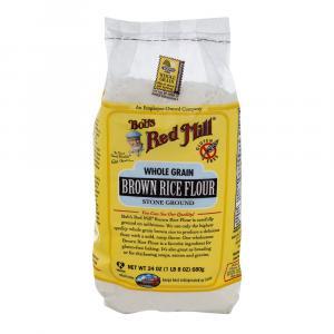 Bob's Red Mill Gluten Free Whole Grain Brown Rice Flour