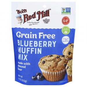 Bob's Red Mill Blueberry Muffin Mix Grain Free