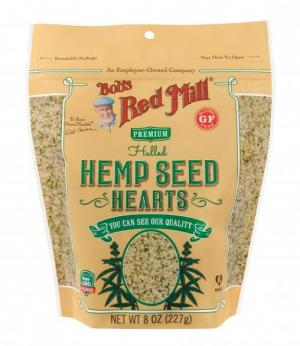 Bob's Red Mill Gluten-Free Hulled Hemp Seeds