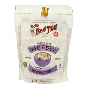 Bob's Red Mill Gluten Free Wheat Free Dairy Free Muesli