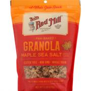Bob's Red Mill Granola Maple Sea Salt