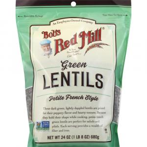 Bob's Red Mill Green Lentils
