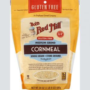 Bob's Red Mill Gluten Free Medium Grind Cornmeal