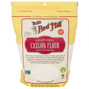 Bob's Red Mill Cassava Flour Gluten Free