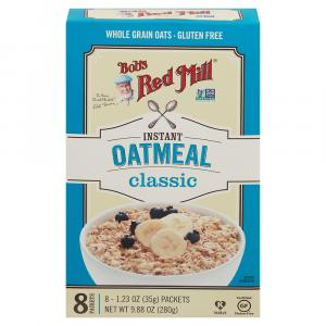 Bob's Red Mill Classic Instant Oatmeal