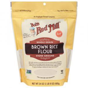 Bob's Red Mill Gluten Free Brown Rice Flour