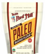 Bob's Red Mill Gluten Free Grain Free Paleo Baking Flour