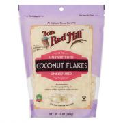 Bob's Red Mill Coconut Flakes Unsweetened Unsulfured