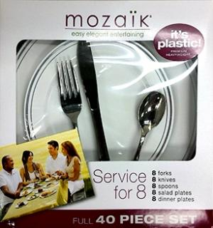 Mozaik Service for Eight