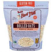 Bob's Red Mill Gluten Free Quick Cooking Rolled Oats