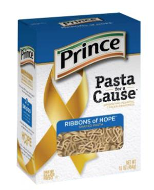 Prince Pasta For A Cause Ribbons Of Hope