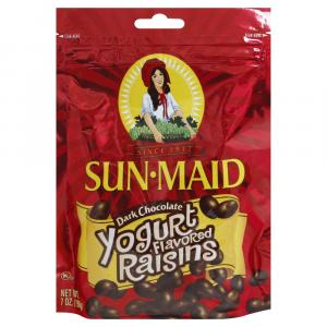 Sun-maid Chocolate Yogurt Covered Raisins