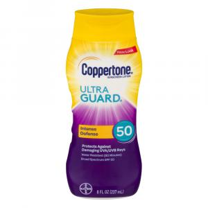Coppertone Sunblock Lotion SPF 50