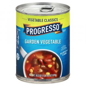 Progresso Garden Vegetable Soup