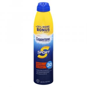 Coppertone Sport Spray SPF 30 Bonus