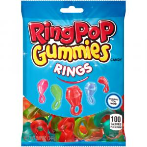 Ring Pop Gummies Rings