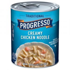 Progresso Traditional Creamy Chicken Noodle Soup