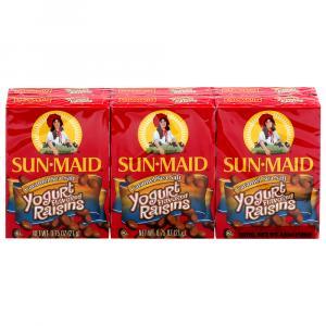 Sun-maid Caramel Sea Salt Yogurt Rasins