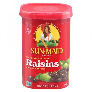 Sun-maid Seedless Raisins