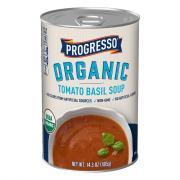 Progresso Organic Tomato Basil Soup