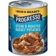 Progresso Rich & Hearty Steak and Roasted Potato Soup