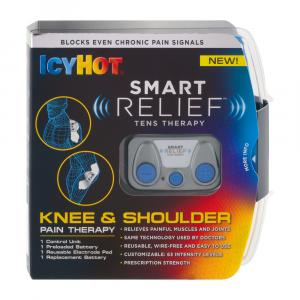 Icy Hot Smart Relief Knee & Shoulder Pain Therapy Kit