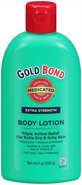 Gold Bond Extra Strength Body Lotion