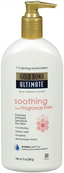 Gold Bond Ultimate Chamomile Soothing Skin Therapy Cream
