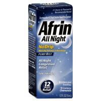 Afrin All Night No-drip