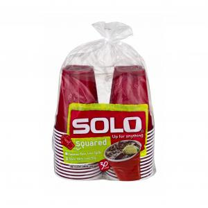 Solo Squared 18 Oz. Grip Cups