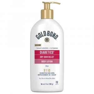 Gold Bond Ultimate Diabetic Skin Relief Lotion