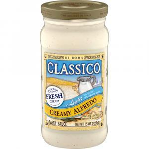 Classico Light Creamy Alfredo Sauce