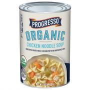Progresso Organic Chicken Noodle Soup