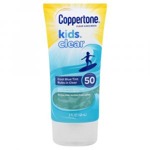 Coppertone Kids Clear Lotion SPF 50