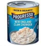 Progresso Rich & Hearty New England Clam Chowder