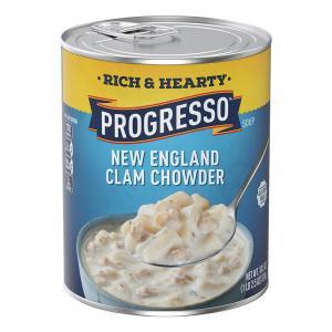 Progresso Rich & Hearty New England Clam Chowder