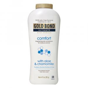Gold Bond Ultimate Body Powder Comfort With Aloe