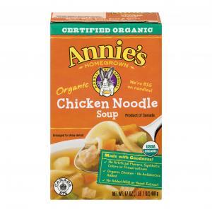 Annie's Organic Chicken Noodle Soup