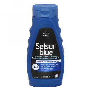 Selsun Blue Active 3-in-1  - Shampoo, Body Wash, Conditioner