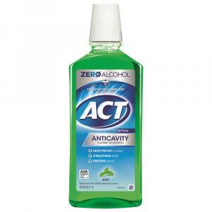 Act Anticavity Flouride Rinse Mint